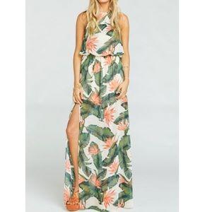 """Show Me Your Mumu """"Heather"""" Floral Maxi Dress"""
